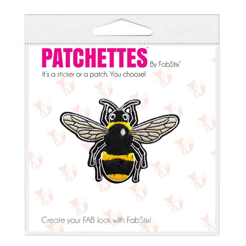 Bee sticker, FabStix