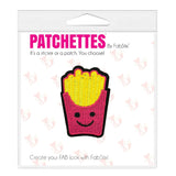 Mcdonalds iron on patch sticker, FabStix