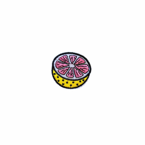 Fruit Iron On patch sticker, FabStix