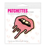Melt Mouth patch sticker, FabStix