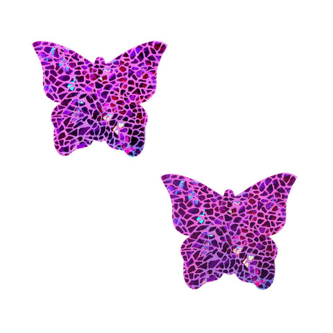 Eragon UV Holographic Butterfly Kisses BodiStix 6PK, butterfly bodistix - NevaNude