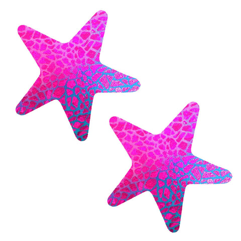 Eragon Blacklight Sexy Starfish Pasties, Starfish - NevaNude
