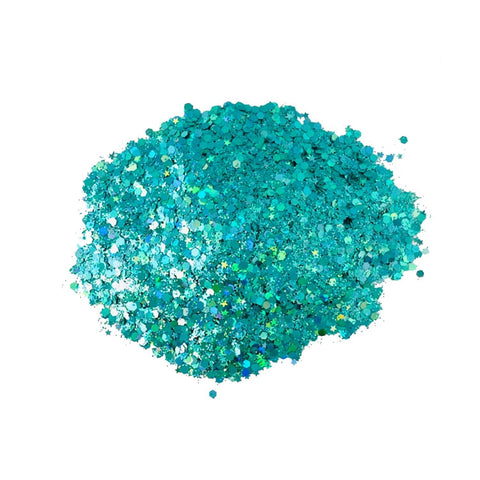 mermaid cosmetic glitter, Neva Nude