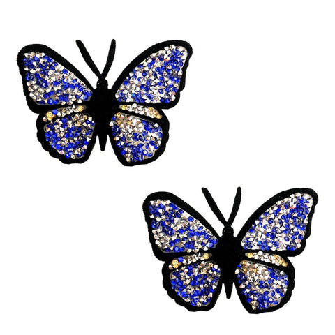 Jewel butterfly Nipple Pasties, Neva Nude