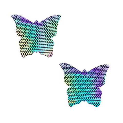 Liquid Party Holographic Butterfly Kisses BodiStix 6PK, butterfly bodistix - NevaNude