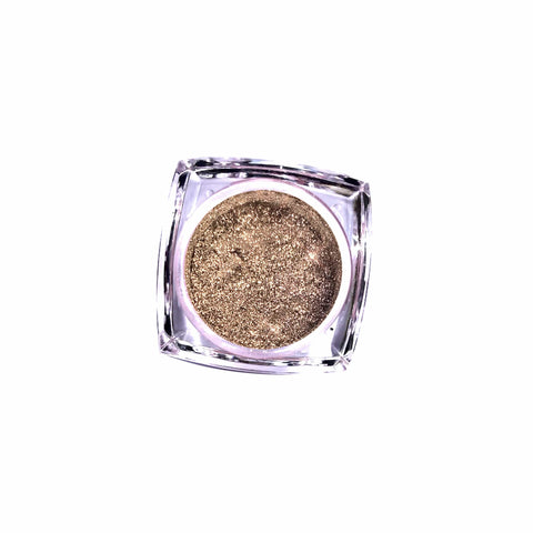 Daddy Issues Chrome Silver Shimmer Loose Pigment