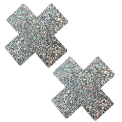 Meteoric Madness Glitter Reflective Bright AF X Factor Pasties