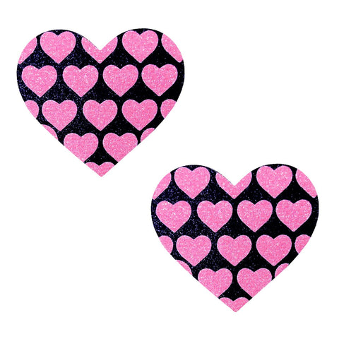 Valentines Day heart breast petal, Neva Nude