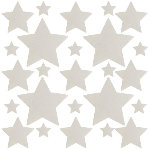 Reflective star stickers, Neva Nude