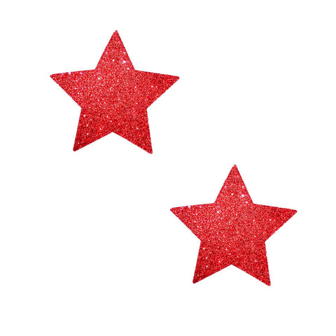 Mini star glitter nipple pasties, Neva Nude