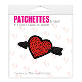 Cupid iron on patch sticker, FabStix
