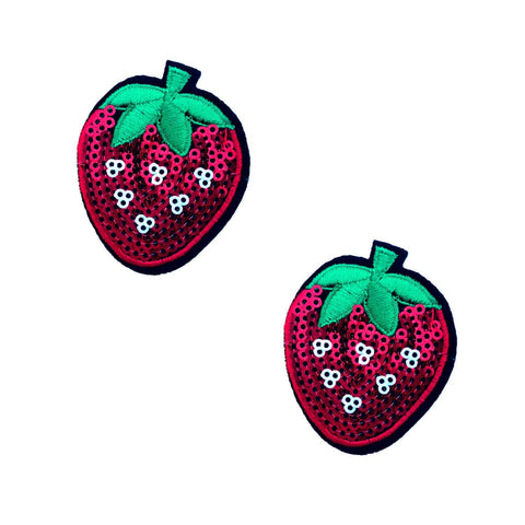 Strawberry nipple pasties, Neva Nude