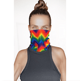 Rainbow Trippin' Multicolor Sexy Necksie