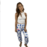 Blue Butterfly Jogger Naughties Sweat Pants