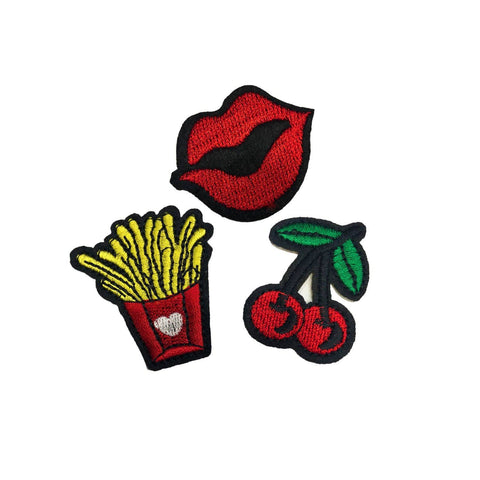 Cherry Patch Sticker-FabStix