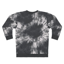 Load image into Gallery viewer, Midnight Tie Dye Crew Adult Sweatshirt