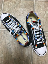 Load image into Gallery viewer, Custom Beaded Converse Shoes- Original Style