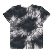 Load image into Gallery viewer, Lakota Spring Youth Midnight Tie Dye Crew Tee