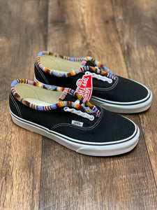 Custom Beaded Authentic Vans