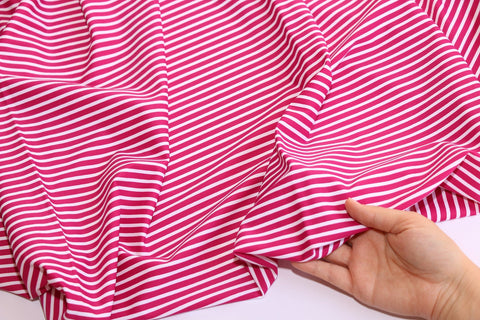 striped swimwear fabric. lycra fabric for swimsuits