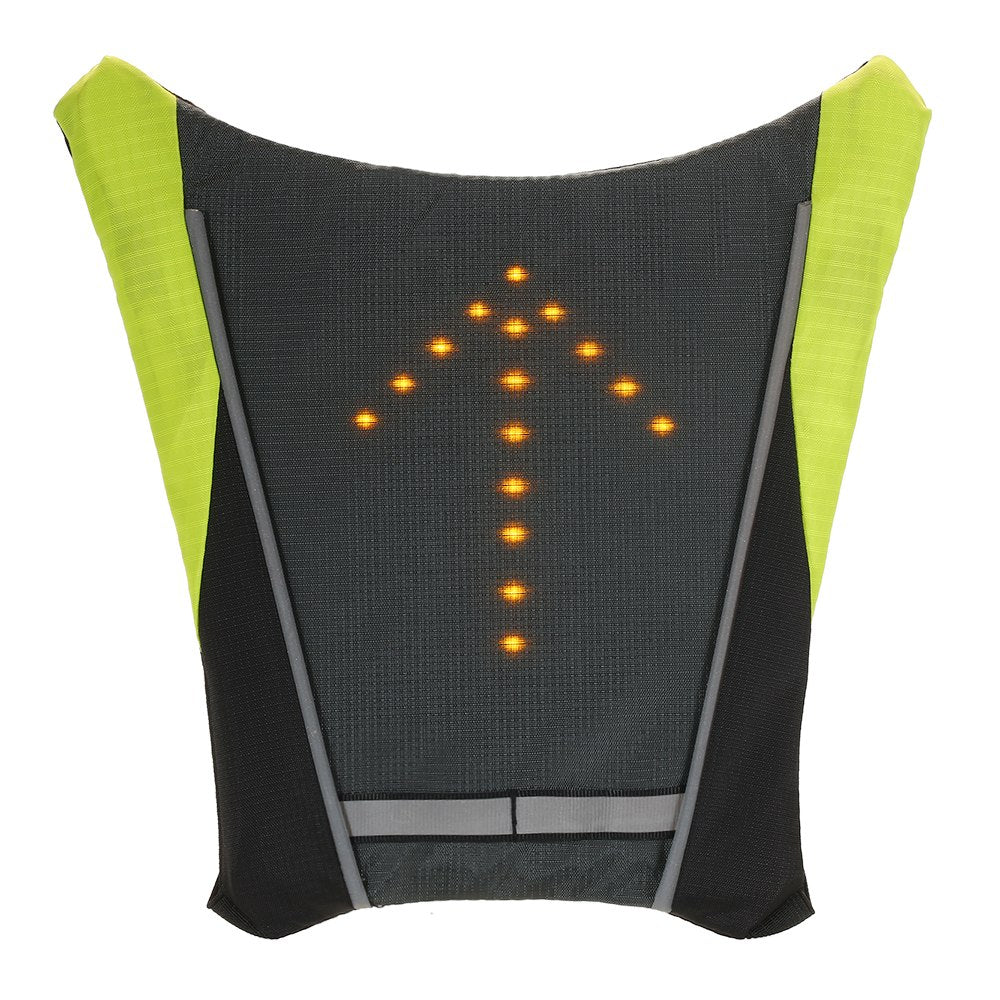 Cycling Vest with Remote Control