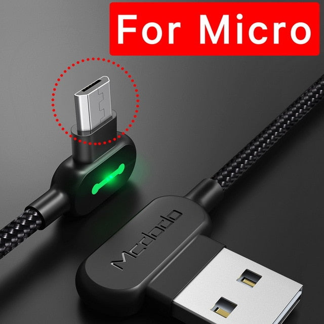 MC DODO USB Fast Charging For iPhone