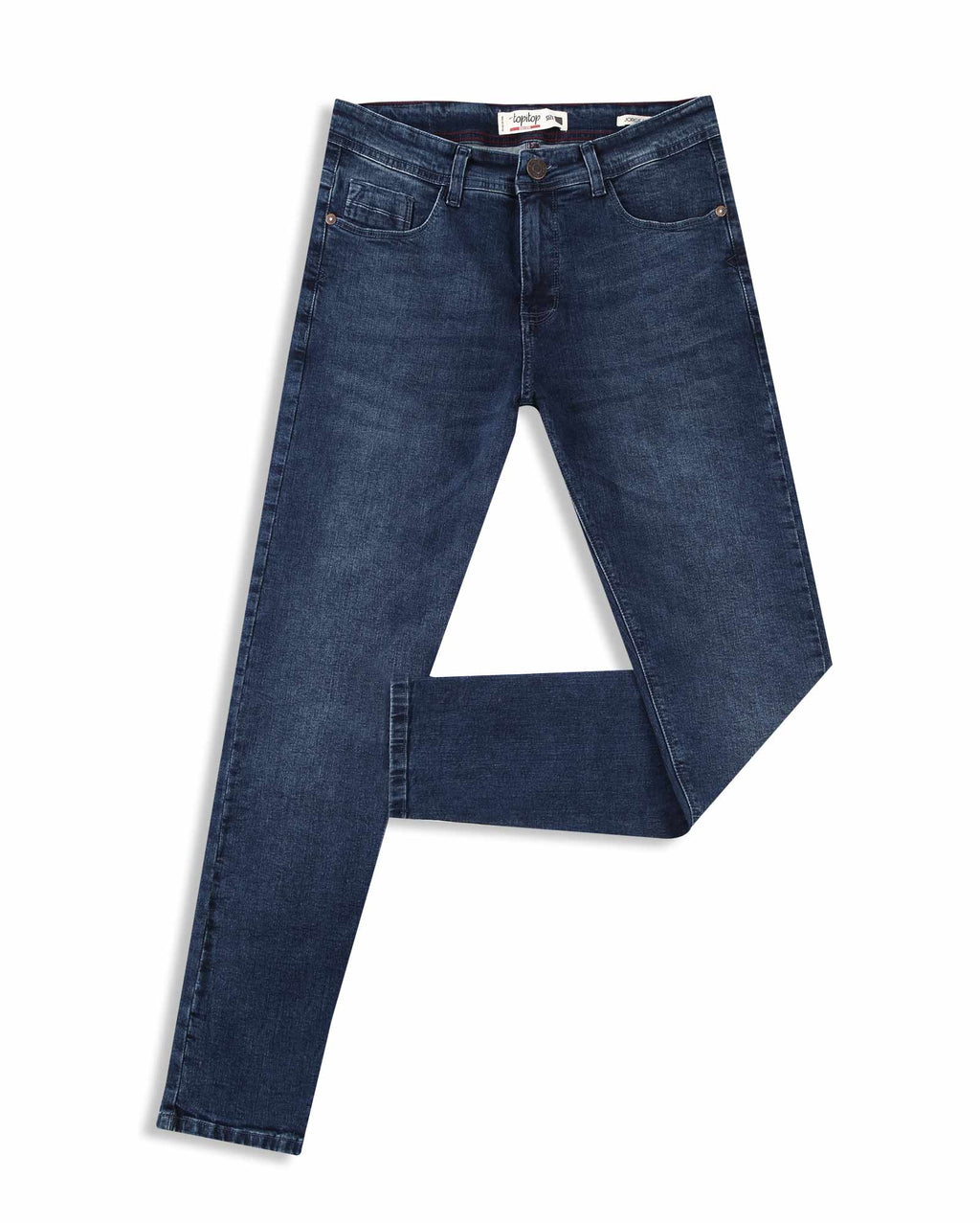 Jean Skinny Hombre Azul Oscuro