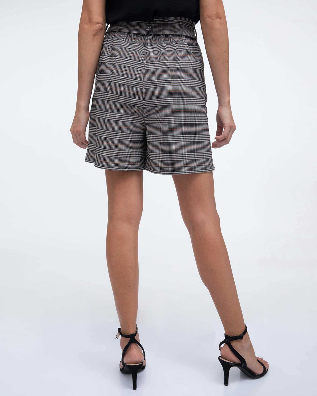 Short Gales Mujer Gris
