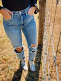 The Brynn Boyfriend Jeans