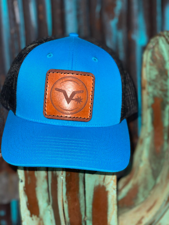Vintage Spur Brand logo patch hat