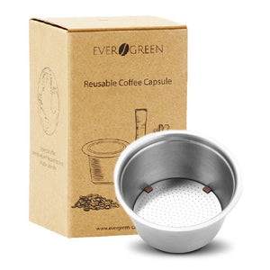 Evergreen™ Reusable Capsule for Dolce Gusto® - Evergreen Capsules