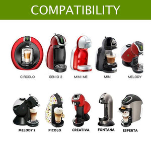 Capsule réutilisable Evergreen ™ pour Dolce Gusto® - Capsules Evergreen