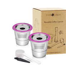 Load image into Gallery viewer, Evergreen™ Reusable Capsule for Keurig® - Evergreen Capsules