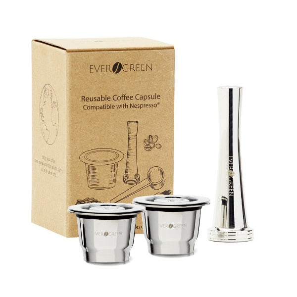 1 X Buy Online Cheap Capsul/'In Coffee Capsules For Nespresso ® Refillable