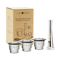 Charger l'image dans la galerie, Evergreen™ Reusable Capsule for Nespresso® - Evergreen Capsules