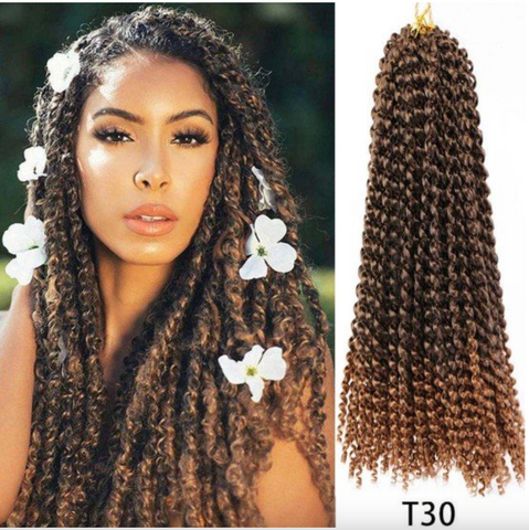 Pre-twisted Passion Twist Crochet