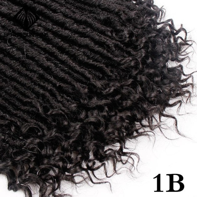 Faux Locs Crochet Braids