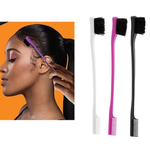 Double Sided Edge Control Hair Comb