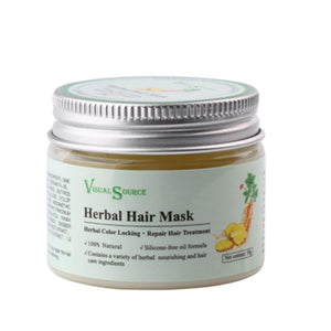 Tonic Hair Treatment Herbal Hair Mask Root Hair Ginger Ginseng