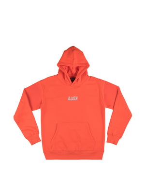 "ORANGE ""GRAPHIC"" HOODIE"