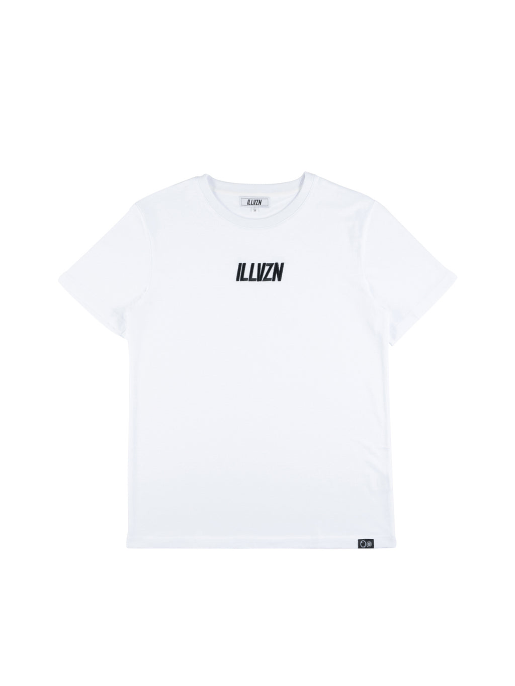 ILLVZN WHITE 'CORE' V2.0 T-SHIRT