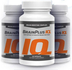 Brain Plus IQ - 60 Cápsulas