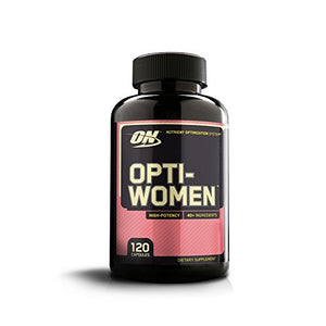 Optimum Nutrition Opti-Women - 120 Cápsulas