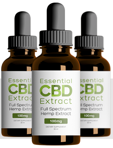 Essential CBD Extracto - 100 mg
