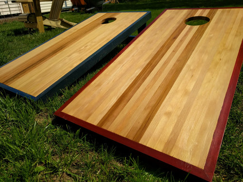 Premium Corn Hole Set