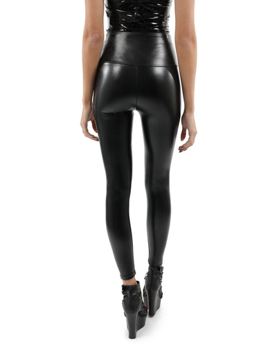 Blantyre Faux Leather Legging Pant