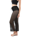 Maybrook Crochet Pant - Black