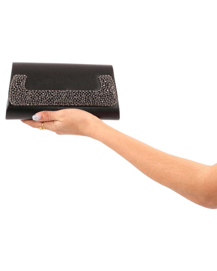 La Fontaine Small Clutch