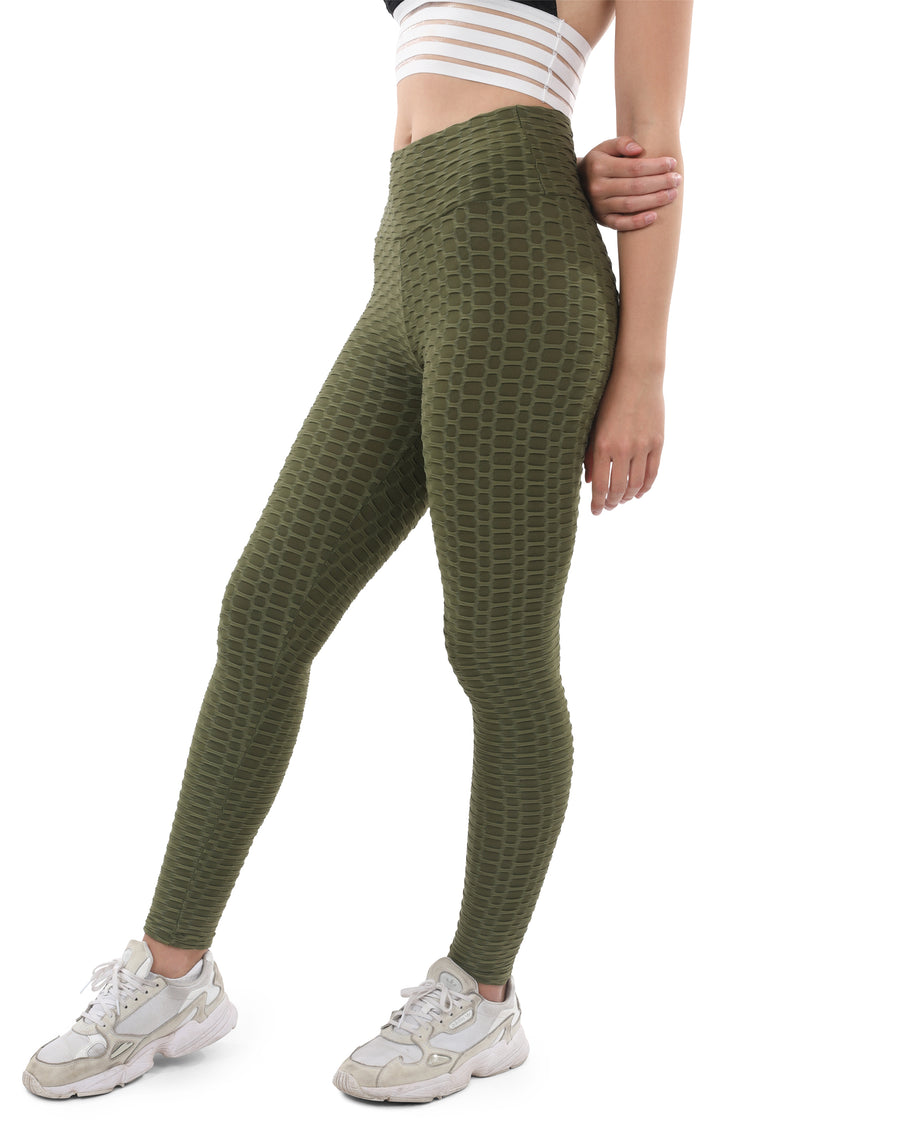 Bentley Leggings - Green