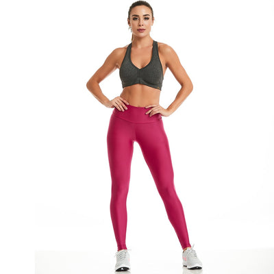 Forte V-Neck Pullover Padded Compression Sports Bra - Savoy Active